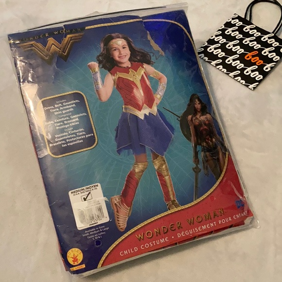 DC Other - DC Wonder Woman Costume